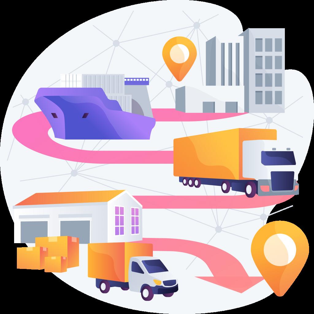 GSM Logistik